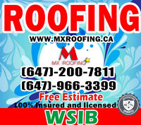 Beat all Price Roof Replacement- Roof Repairs- free estimate