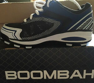 NEW Boombah cleats - size 5