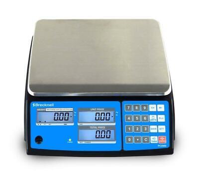 Brecknell Pc3060 Dual Range 3060 Lb X 0.010.02 Lb Price Computing Scale