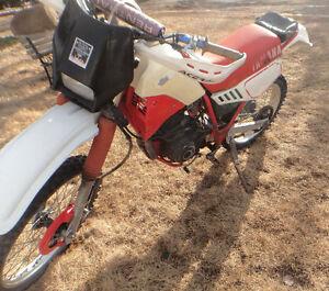 Yamaha Four Stroke 250