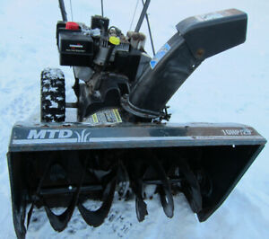 "SNOWBLOWER - 29"" -10HP ~MTD -TECUMSEH ENGINE ~EXC. CONDITION!"
