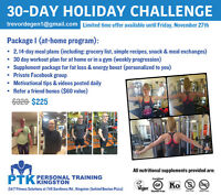 30-Day Holiday Challenge (1 week left to join)