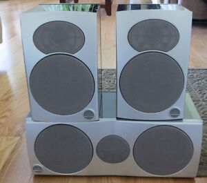 Athena Technologies Point 5 Series S.5 Speakers