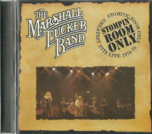 The Marshall Tucker Band – Stompin' Room Only Label: Shout! Fac