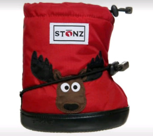 BNIP Stonz Booties - Red Moose Baby Winter Boots