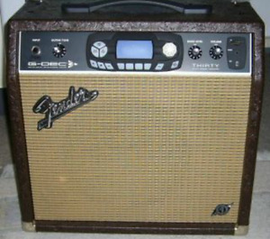 Limited Edition Run Fender GDEC 3 Thirty Country Edition Amp
