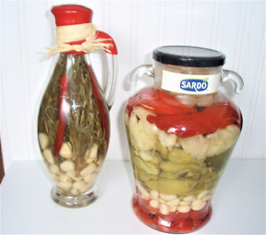 """PICKLED VEGETABLES """"SARDO'S EXQUISITE GIFT COLLECTION"""""""
