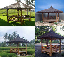 Bali Gazebo Hut - Many sizes and Styles - Nationwide Delivery Dandenong South Greater Dandenong Preview