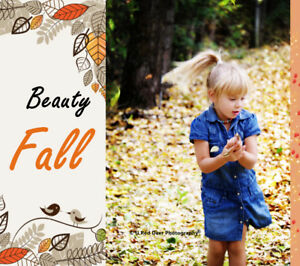 U Red Deer Photography - Beauty Fall photo session