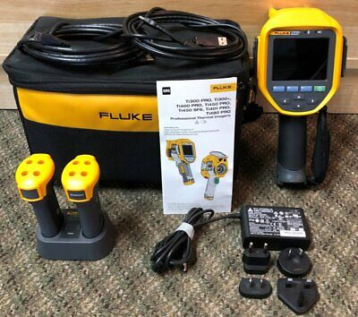 Fluke Ti300 Ti300 Industrial-commercial Thermal Imaging Camera