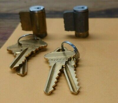 Schlage Full Size Interchangeable Core 23-037 C 626 5 Pin Cylinder 2 Keys