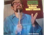 roger whittaker,vinyl record,lp,mexican whistler.