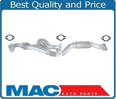 New Front Y Pipe For Kia Sportage 05 07 Hyundai Tucson 27L All Wheel Drive