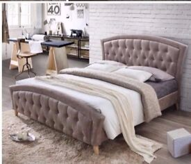 CHEAPEST PRICE EVER!! BRAND NEW DOUBLE AND KING MERCY BED IN DIFFERENT COLOURS AVAILABLE
