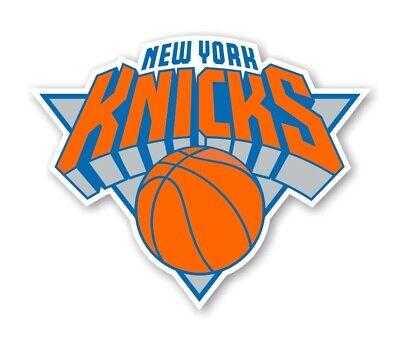 New York Knicks  Decal / Sticker Die cut ()