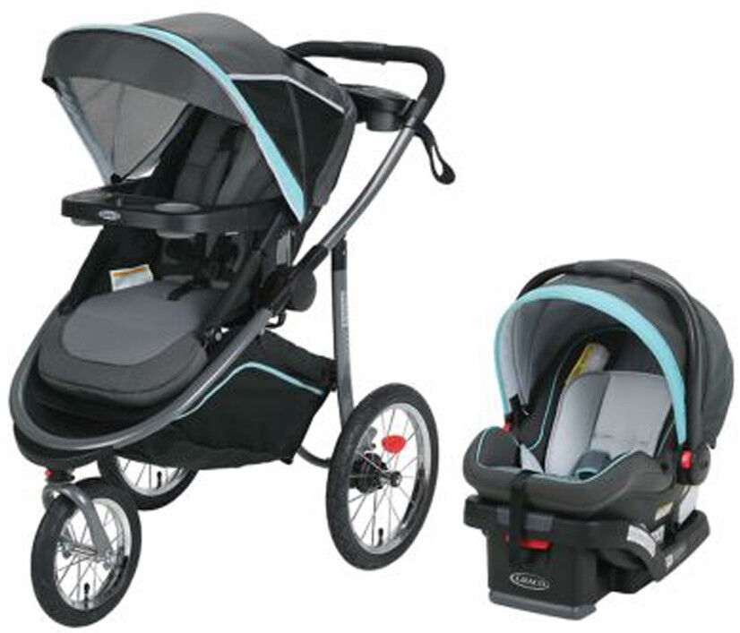 Graco Baby Modes Jogger Click Connect Travel System Jogging