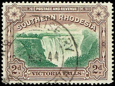 SCOTT  37 - 1941 - ' VICTORIA FALLS ', POSTAGE & REVENUE