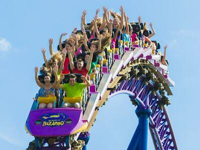 SIX FLAGS GREAT ADVENTURE  in NJ EVOUCHERS to get right in !!!  SENT in 10 min