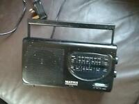 Matsui radio