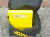 Milenco caravan hitch lock