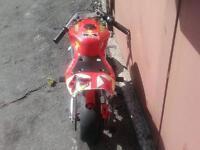 mini moto50cc