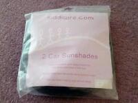 BRAND NEW - 2 PACK CAR SUNSHADES