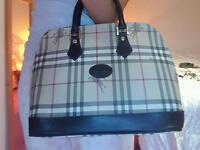 Burberrys original handbag 100 &