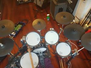 Roland TD-30K Drumkit w/ addons Ashfield Ashfield Area Preview