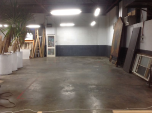 Storage, Showroom or Workshop space for rent Lewisham Marrickville Area Preview
