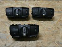 BMW F20 F21 F22 F30 F31 F32 F34-36 Lichtschalter Bedieneinheit Xenon LED 9265303