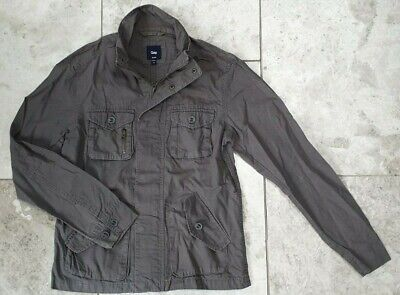 GAP VINTAGE Military Jacket Coat Windbreaker Men's XS Extra Small