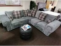 NEW SALE 50% OFF AVAILABLE ON ALL NEW VERONA CORNER SOFA & 3+2 SEATER SOFA SET