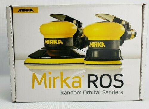 """MIRKA MR-6 ~ 6"""" D/A 3/16 Random Orbital Sander"""
