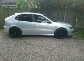 Seat Leon FR Cupra TDI (Low mileage and Cambelt done)