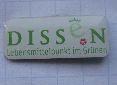 DISSEN  / DEUTSCHLAND  .......... Städte & Länder-Pin (147f)