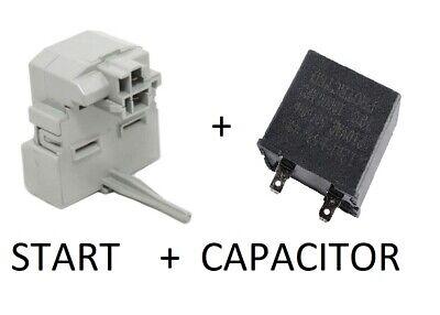 2-3 Days Delivery-AP6016586 Refrigerator Start + Capacitor AP6016586 n AP6023677