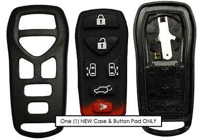 Case Button Pad Shell Kbrastu51 Key Fob Keyless Entry Remote Beeper Transmitter