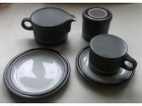 Hornsea Contrast Tea Set for 12 People