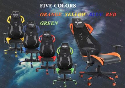 Home Gaming Racing PU Leather Office Computer Chair