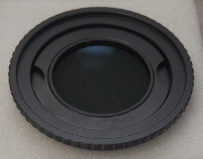 Nikon Circular Polarization Attachment For Smz-u Stereo Microscope
