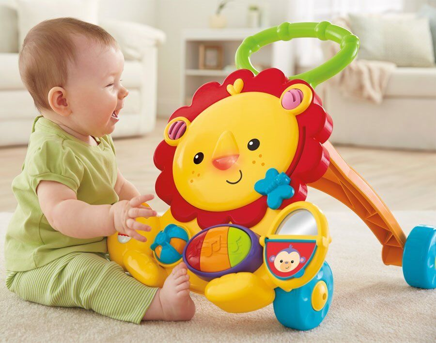 Fisher Price Baby Walker NEW IN BOX