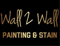 Wall 2 Wall Painting & Stain