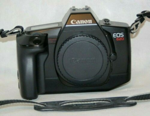 Canon EOS 620 35mm Film Camera Body