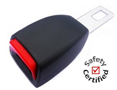Mini Seat Belt Extender / Extension for 2014 Chrysler 300C SRT8 (Middle Rear)