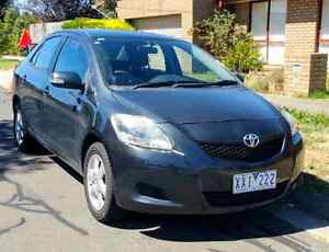 2010 Toyota Yaris Auto Sedan 97,000km Craigieburn Hume Area Preview