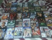 Approx 40 dvd movies