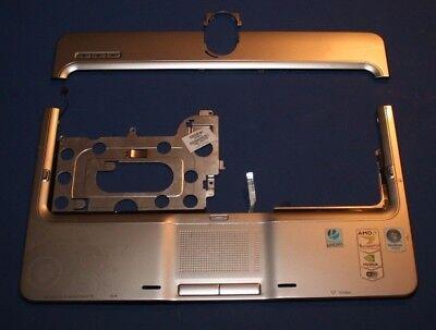 HP Pavilion tx 2000 Notebook-Ersatzteil-Touchpad-Handauflage+Blende - Hp Pavilion Ersatzteile