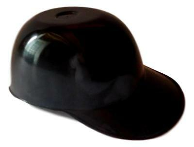 15 Black Small Baseball Hats for Party Favors Made in America Food Safe