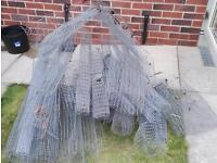 Chicken pet wire