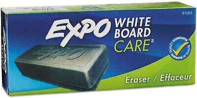 Expo 81505 Dry Erase Board Eraser Soft Pile 5 18 W X 1 14 H Inches 1 Eraser